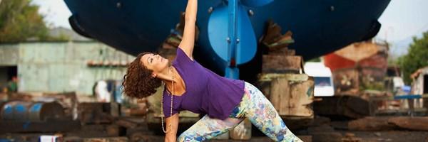 Άννα Ζώρζου  η δασκάλα των δασκάλων της Yoga ef3ef05f337