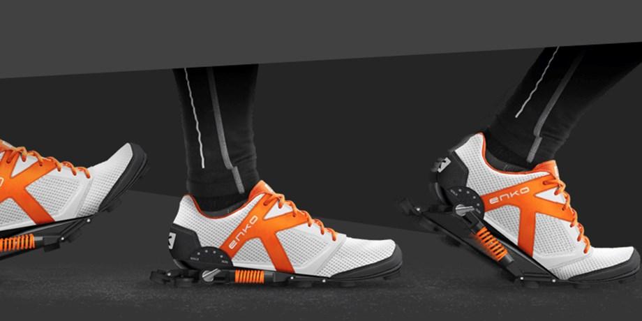 ce83b036dd3 Παπούτσια τρεξίματος Enko-Νόμος της Βαρύτητας σημειώσατε 1!